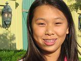 Školačka Clara Ma, která pojmenovala vozítko Curiousity