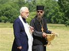 Několik set Bulharů při mši uctilo věrozvěsty Cyrila a Metoděje