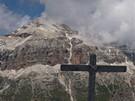 Itálie, Dolomity. Piz Boe