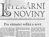Literární noviny 1956