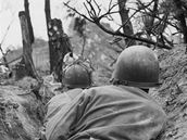 Válka v Koreji trvala tři roky.