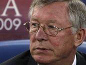 Alex Ferguson, trenér Manchesteru United