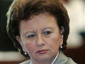 Kandidátka na moldavskou prezidentku Zinaida Greceaniiová
