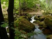 Velký Kamenický potok