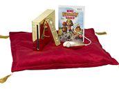 Konzole Wii ve zlatě - dar pro britskou královnu