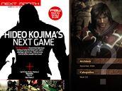 Nová Kojimova hra - upoutávka magazínu PSW