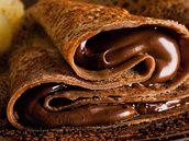 Čokoládové palačinky