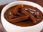 Čokoládová mousse