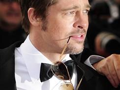 Cannes 2009 - herec Brad Pitt
