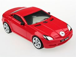 Auto-mobil ve stylu Mercedes SLK