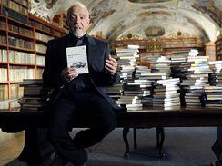 Paulo Coelho v Praze