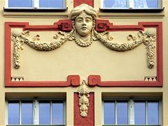 Bývalý lázeňský hotel Eboli