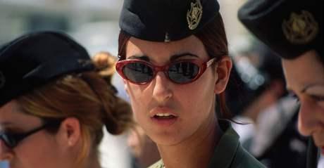 Izraelská armáda, ilustrační foto