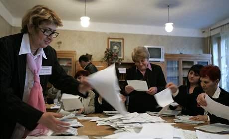 Volby v Jižní Osetii (31. května 2009)