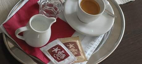 Coffee Club Brno - esspresso
