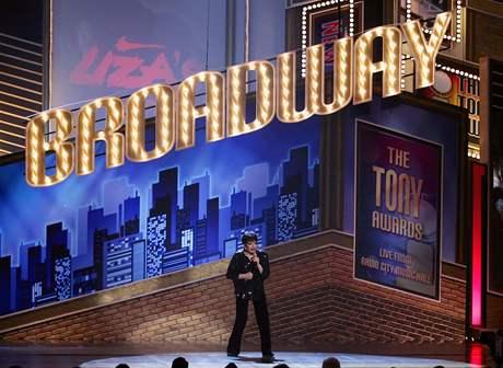 Tony Awards 2009 - Lisa Minelliová