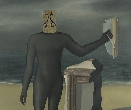 René Magritte: L´Homme du large