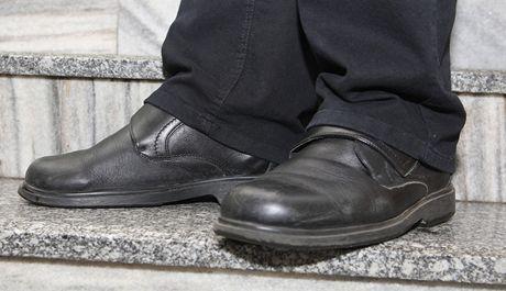 Boty Pavla Melounka