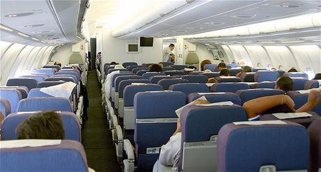A300-202 interiér