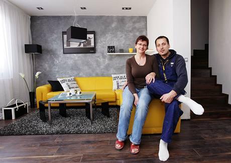 Olga a Pepa tvořili sehraný pár