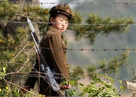 Severokorejské tábory jsou ostře hlídané, utéct z nich je prakticky nemožné