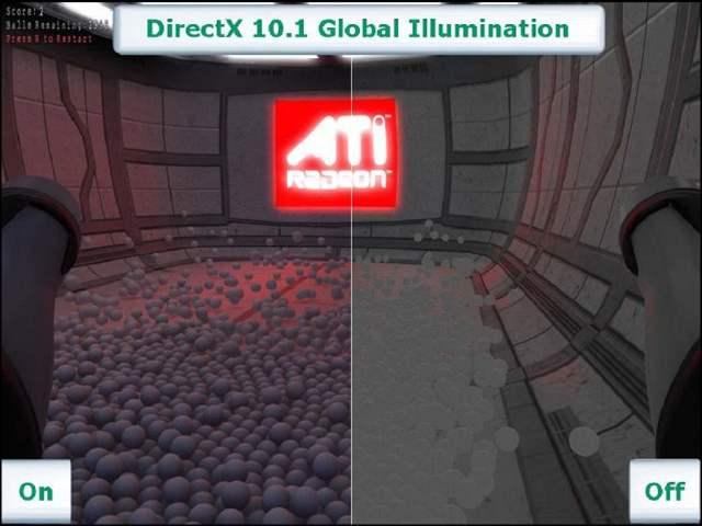Poněkud účelový materiál srovnávající DX 10 a DX 11