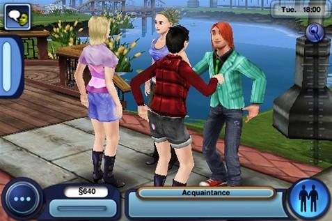 Sims 3 na iPhone