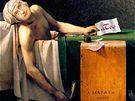 """Fotomontáž """"Karel Kryl: Marath ve vaně"""" grafika s přezdívkou aTeo"""