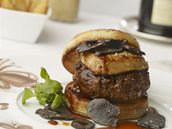 Čtvrtý nejdražší hamburger světa