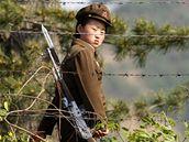 Severokorejsk� t�bory jsou ost�e hl�dan�, ut�ct z nich je prakticky nemo�n�