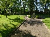 Český les - hřbitov u bývalého Pavlova Studence