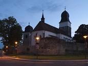 Velká Bíteš, kostel sv. Jana Křtitele