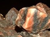 Solný důl v Hallein u Salcburku