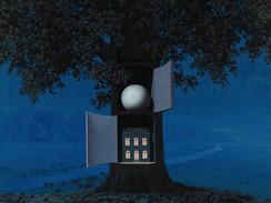 René Magritte: La Voix du sang