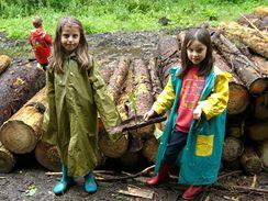 Děti by si měly tábor opravdu užít a současně se učit samostatnosti.
