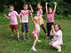 Tábory dnes mají nejrůznější zaměření. Dejte dítěti vybrat, protože by ho to na táboře mělo především bavit.