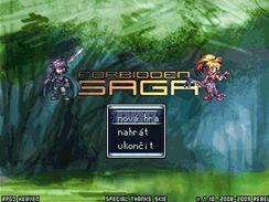 Forbidden Saga