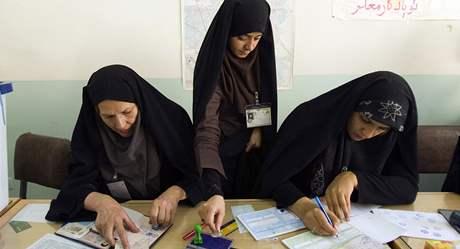 Prezidentské volby v Íránu (12. června 2009)