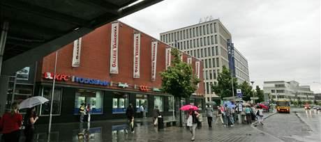 Kancelářské centrum Trinity v sousedství brněnské Vaňkovky
