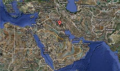 Irák - Basá