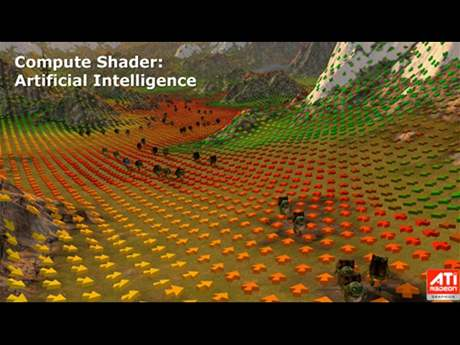 AMD prezentovalo DirectX 11