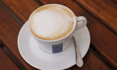 Color Café - cappuccino
