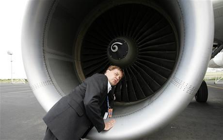 MF DNES zjišťovala,jak probíhá kontrola letadel ČSA před vzletem.
