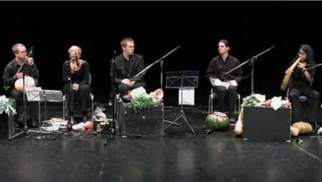 Orchestr na jevišti