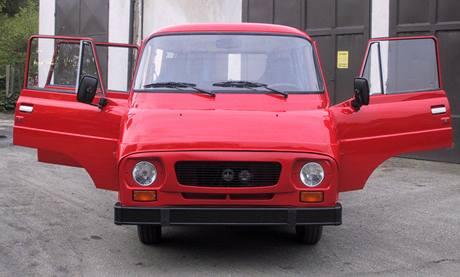 Škoda 1203 - TAZ 1500