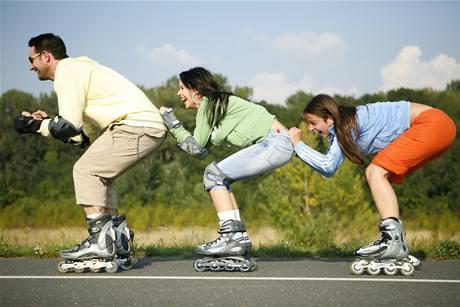 Na této             trati si můžete užít zábavu, nebo si dát pořádně do těla
