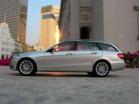 Mercedes-Benz kombi třídy E