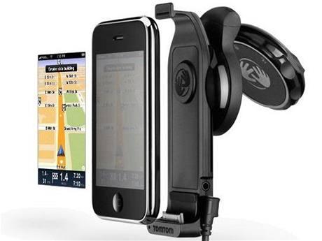 Navigace TomTom pro Apple iPhone