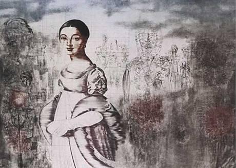 Jiří Anderle: Slečna Rivieová mezi námi (1975)