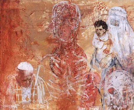 Jiří Anderle: Svatý otec (1999)